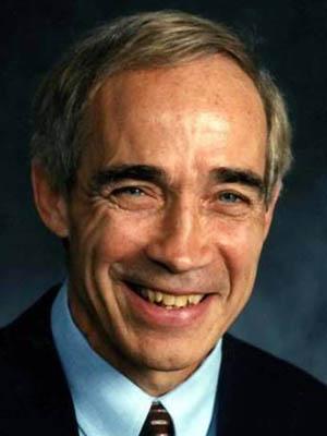 2005 Dr Richard Brown '58