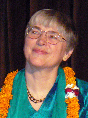 2007 Dr Dorothy Irene Riddle '60