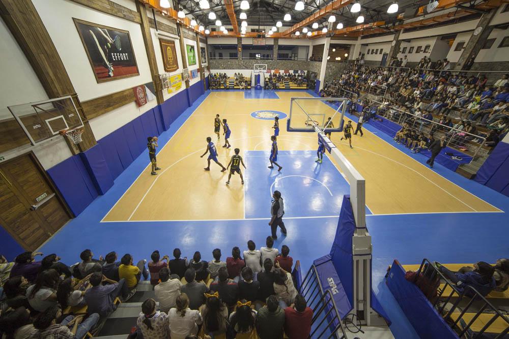 Win Mumby Gymnasium