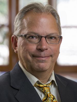 Jeff Doerfler, DEAN OF STUDENT SERVICES