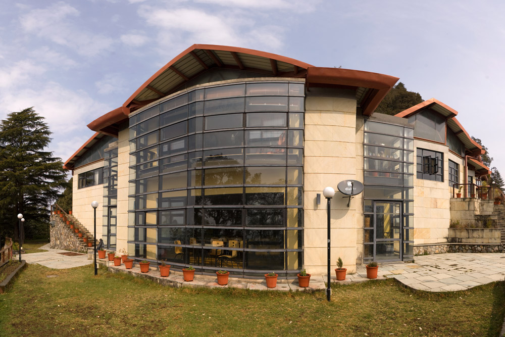 Hanifl Centre exterior
