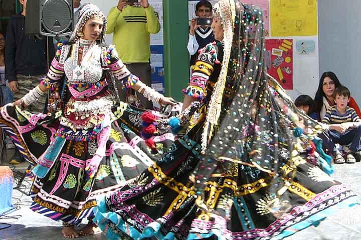 Rajasthani folk group Dharohar,