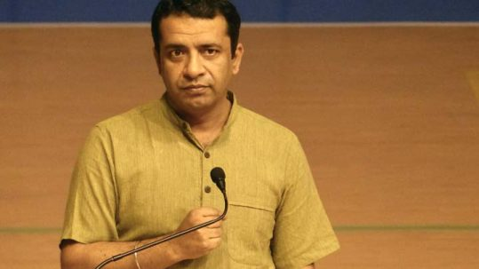 Anshu Gupta, GOONJ founder